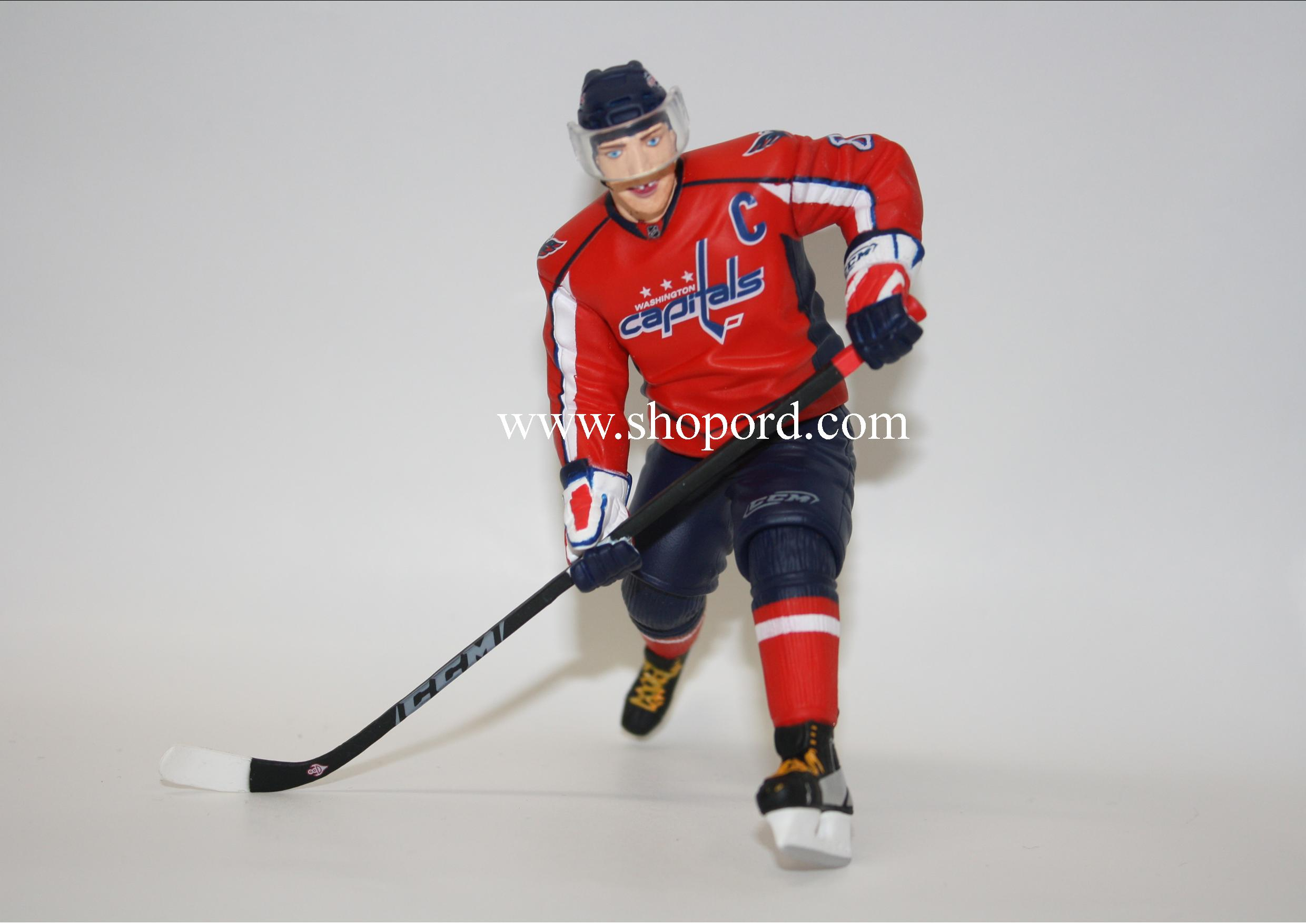 Hallmark 2011 Alex Ovechkin Ornament Hockey Player for Washington Capitals  QXI2217. View detailed images (2). Click to zoom 740cff212c9b