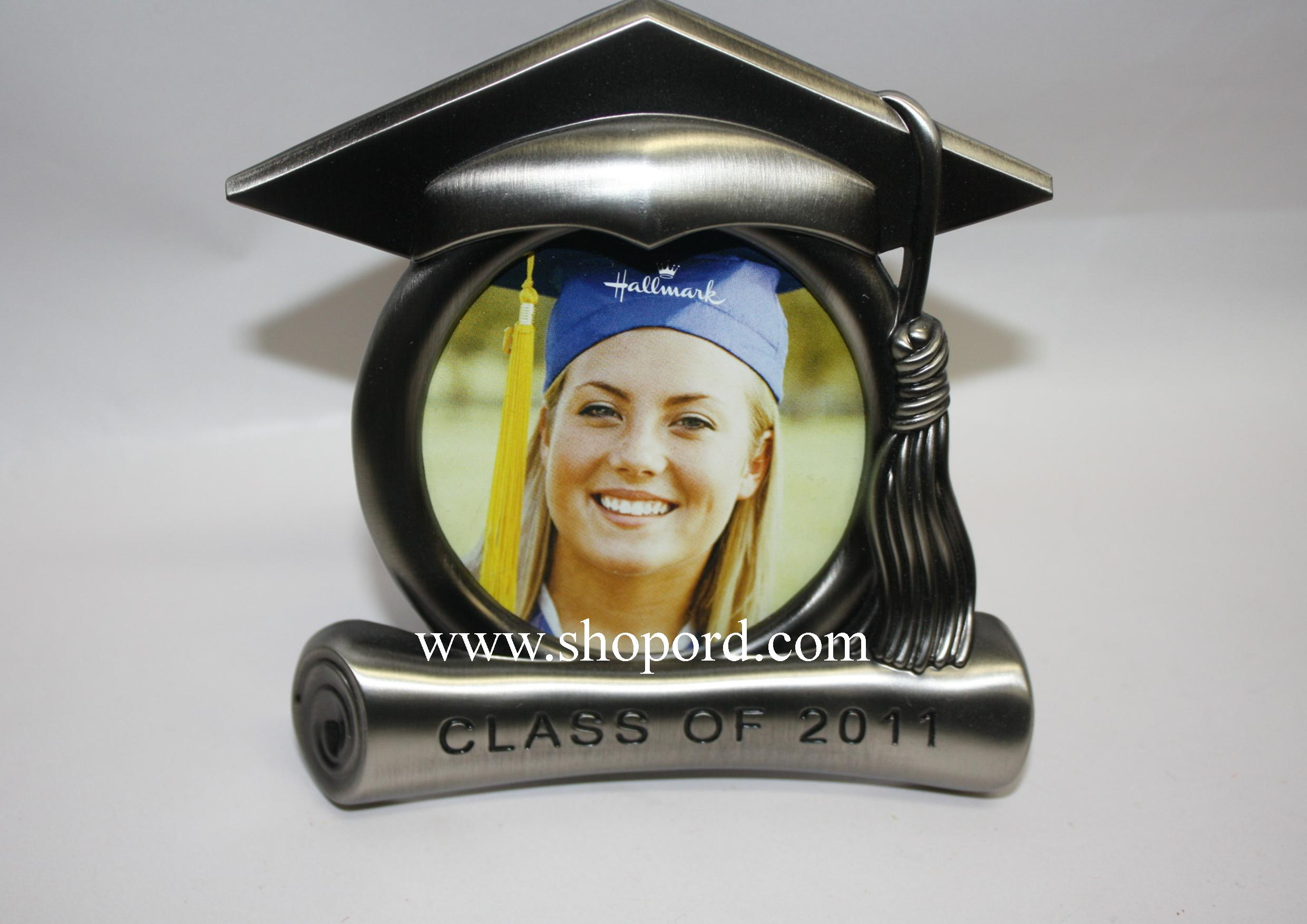hallmark class of 2011 graduation cap frame 1gdf1124. Black Bedroom Furniture Sets. Home Design Ideas