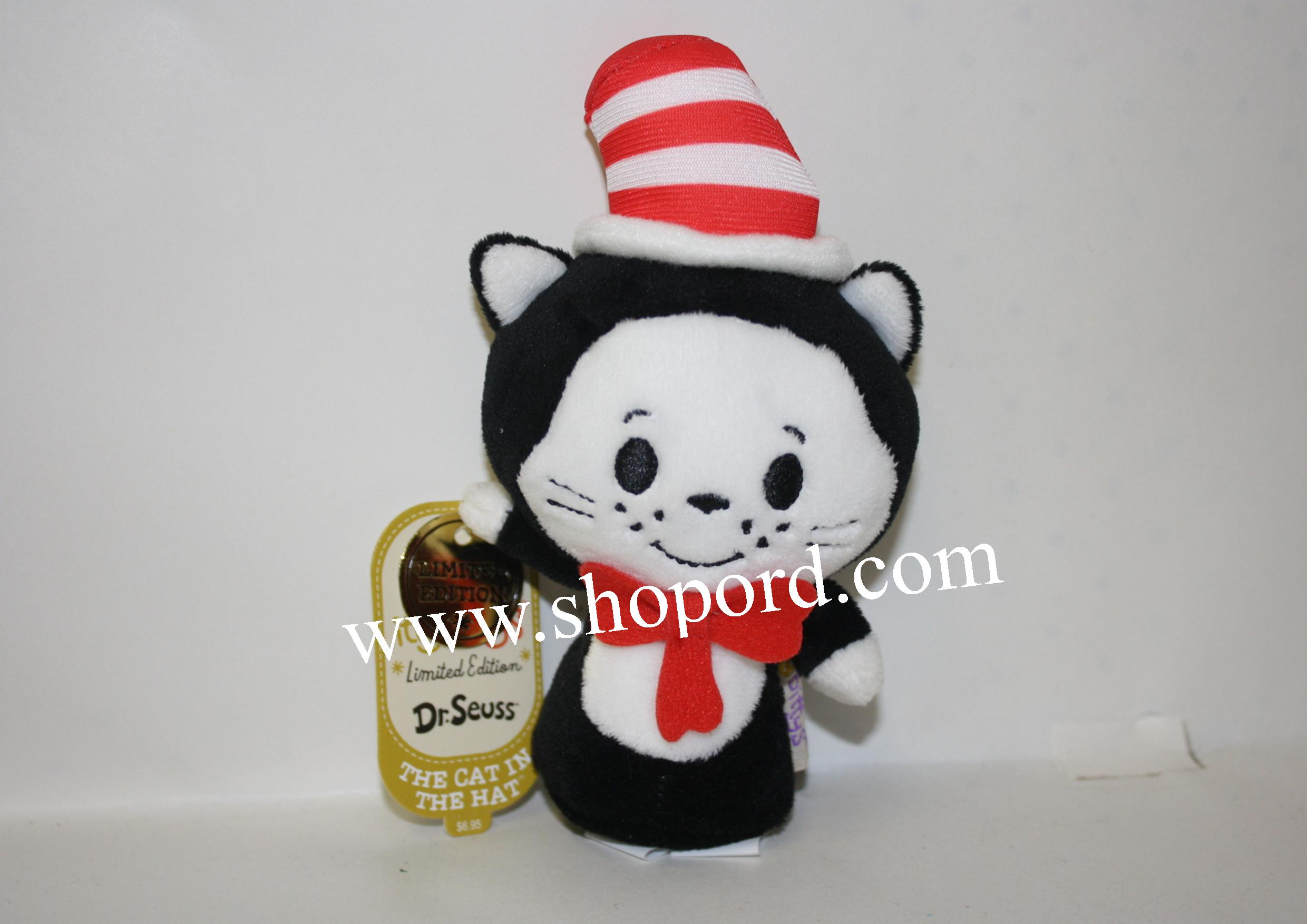 Hallmark Itty Bitty Dr Seuss The Cat In The Hat Limited Edition