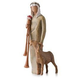 Willow Tree Zampognaro Figurine