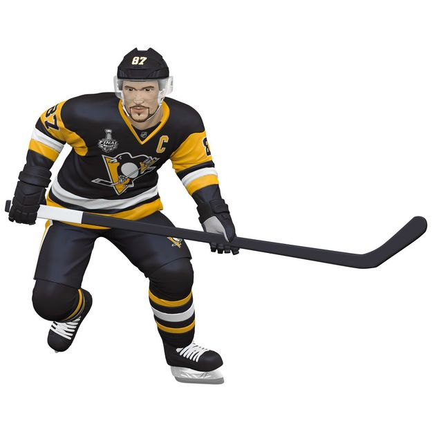 Hallmark 2017 Keepsake Sidney Crosby Ornament QXI3515