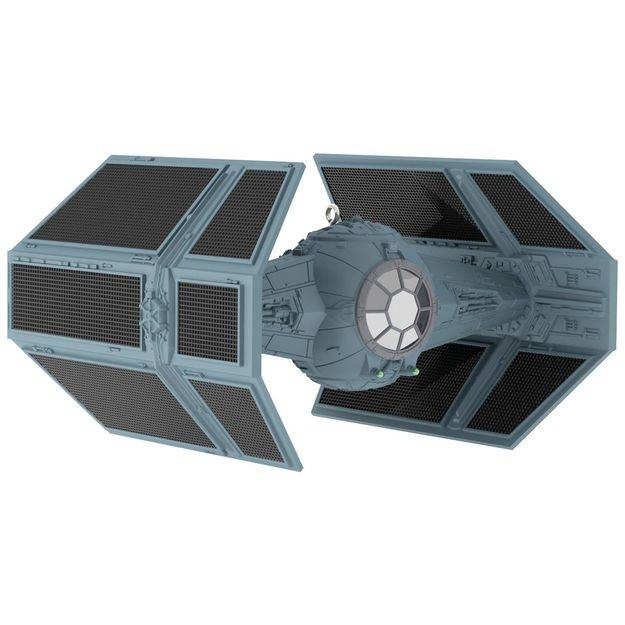 Hallmark 2017 Keepsake Darth Vader's Tie Fighter Ornament QXI1522