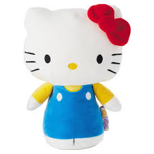 Hallmark itty Bittys Biggys Hello Kitty KDD1126