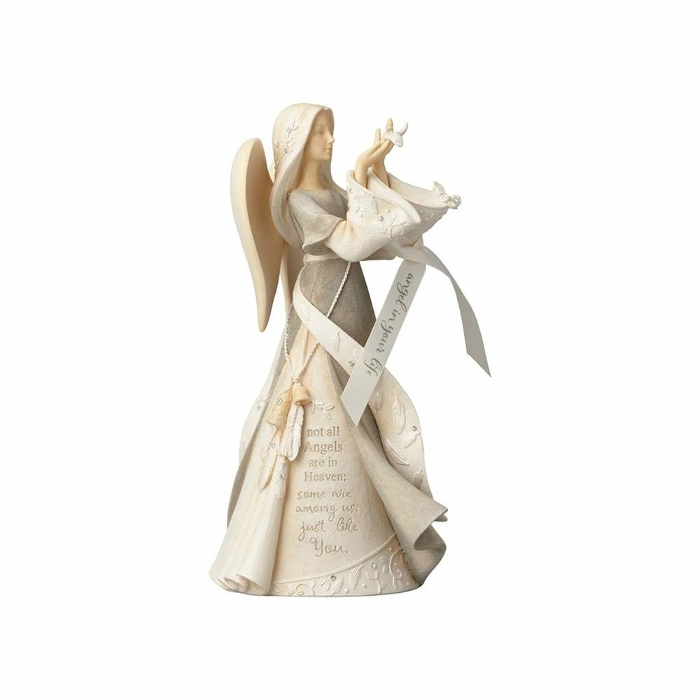 Foundations by Enesco Angel in Your Life Figurine 4058700