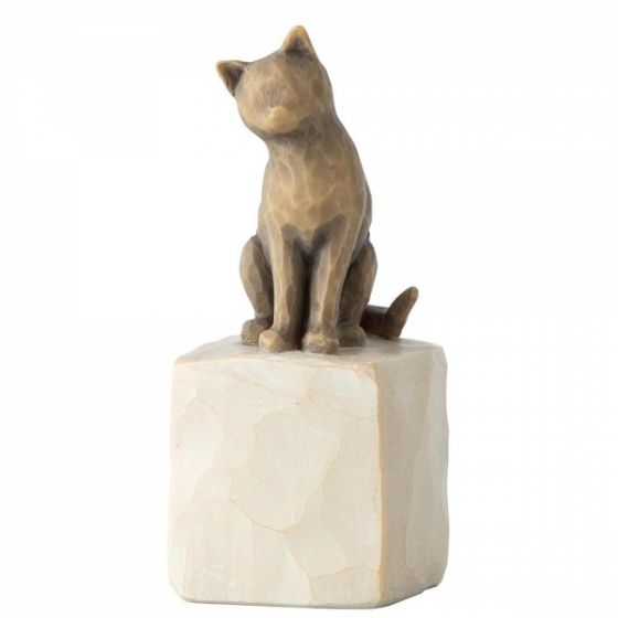 Willow Tree I Love my Cat Figurine 27648