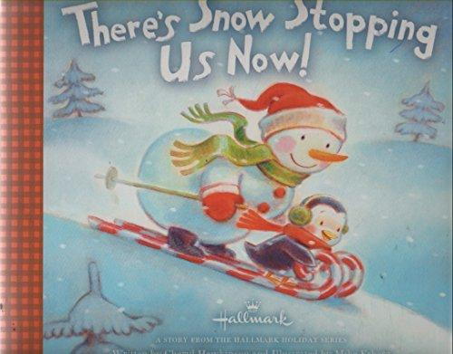 2012 Hallmark There's Snow Stopping us Now! Book LPR2342