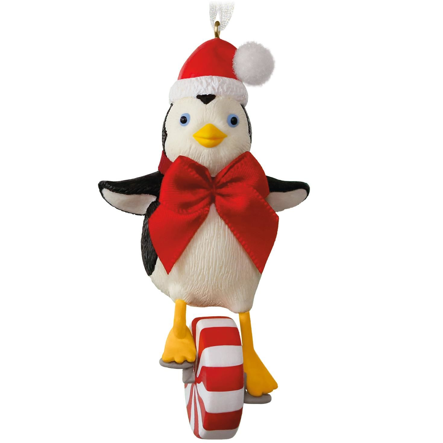 Hallmark 2017 Keepsake Penguin on Parade Ornament