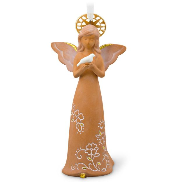 Hallmark 2018 Keepsake Guardian Angel Ornament QHX4026