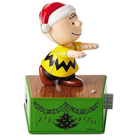 Hallmark 2017 Peanuts Dance Party Charlie Brown
