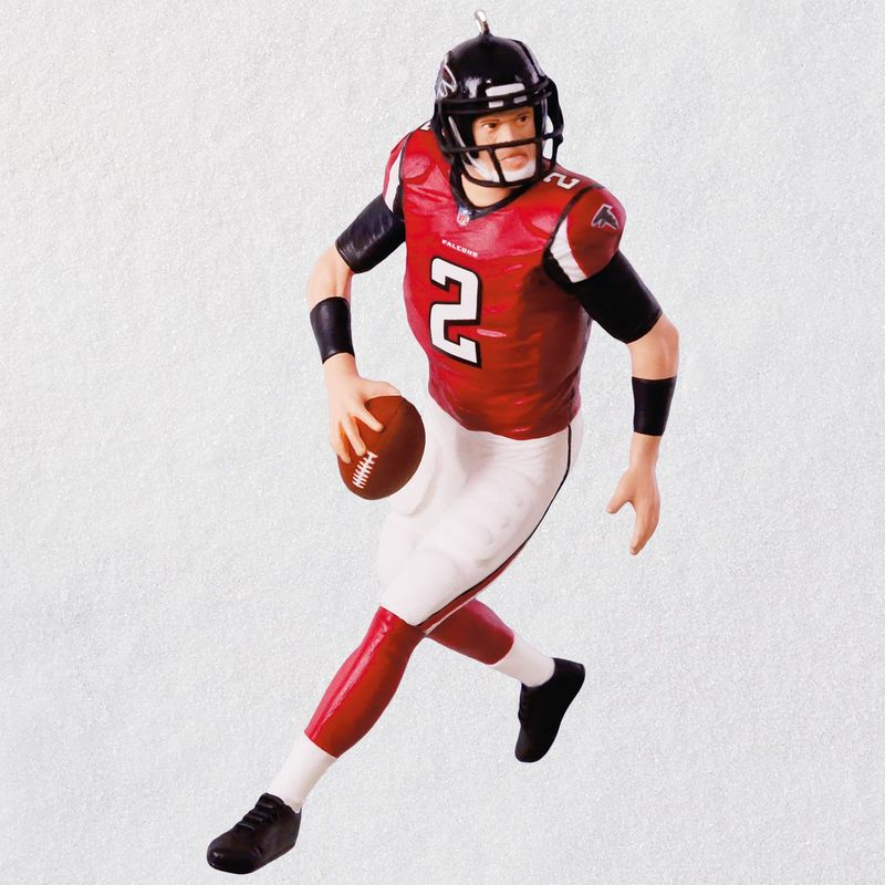 Hallmark 2018 Keepsake Matt Ryan Ornament QXI3373