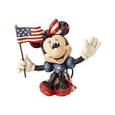 Jim Shore Disney Patriotic Minnie Mouse Ornament 4056744