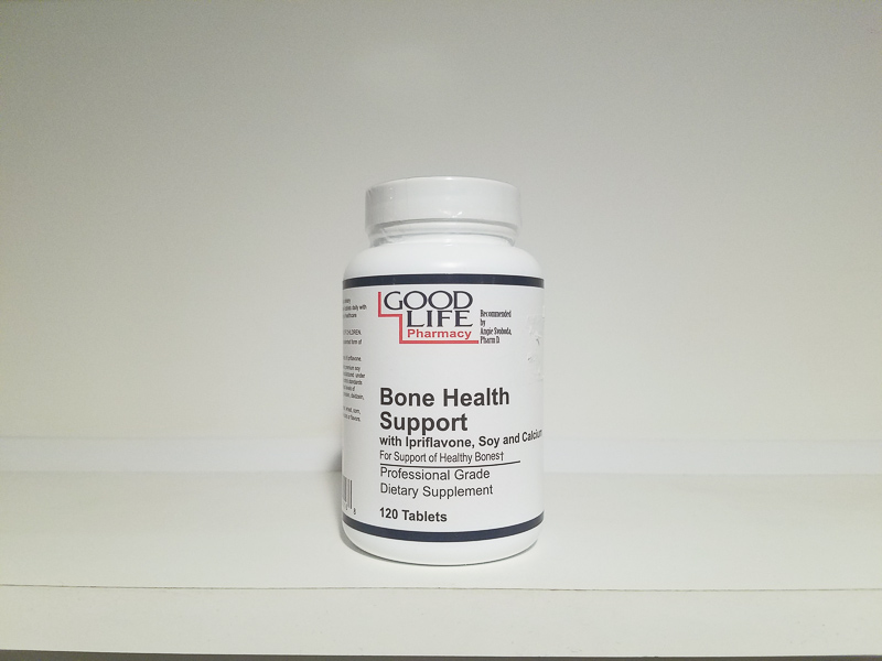 Bone Health Support / with Ipriflavone, Soy & Calcium