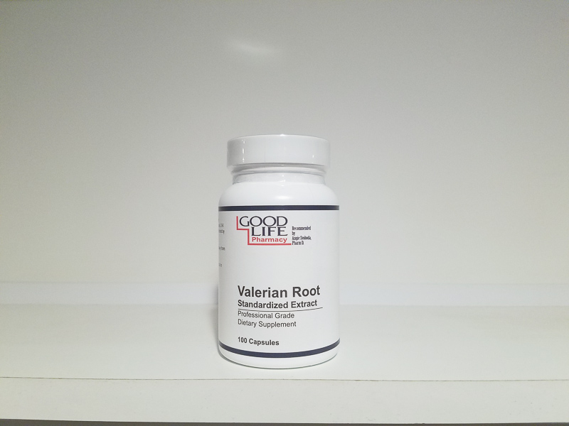 Valerian Root / Standardized Extract 125 mg