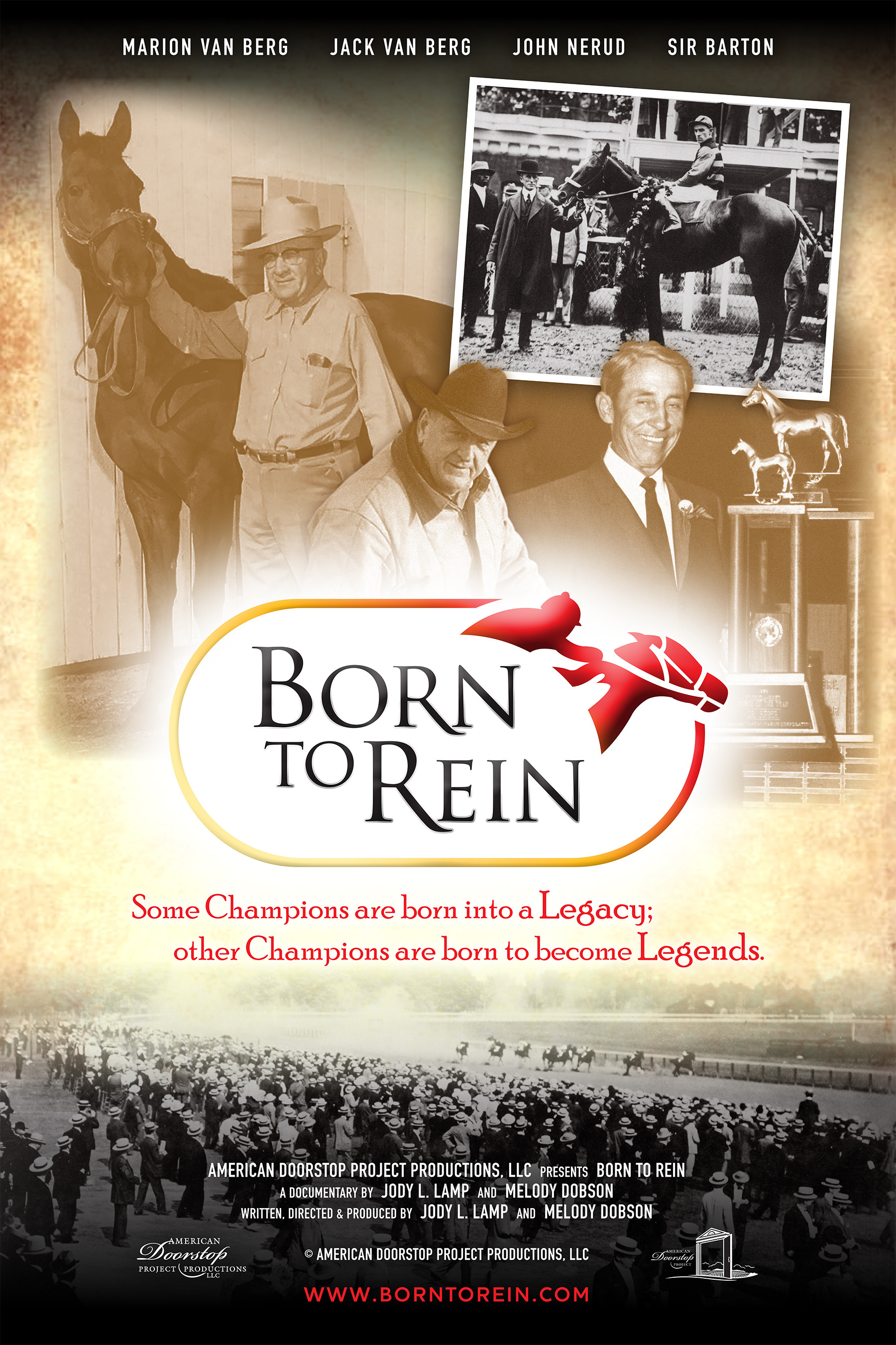 Born to Rein Documentary Film