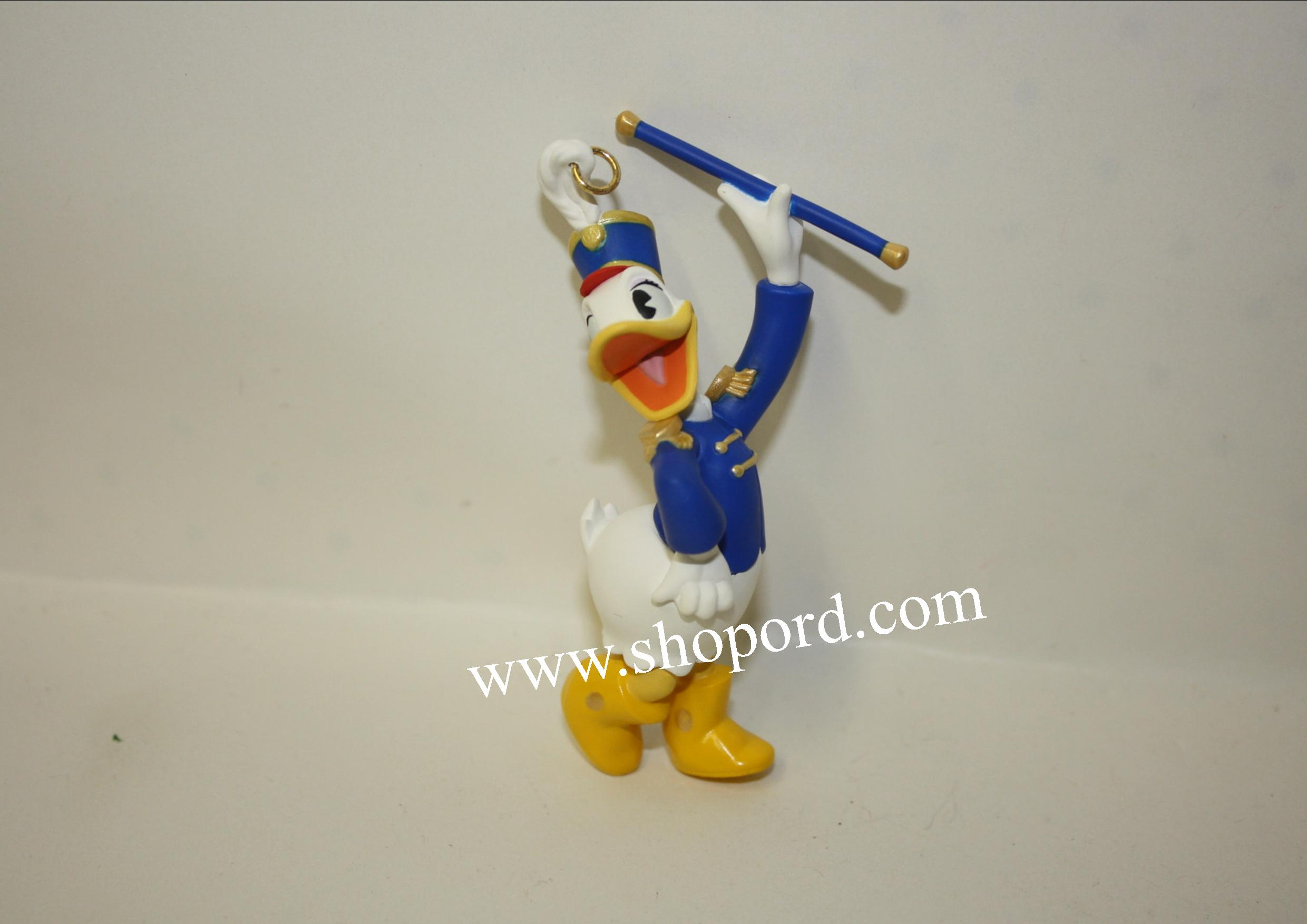 Hallmark 2000 Baton Twirler Daisy Ornament 4th In The Disney Mickeys Holiday Parade QXD4034