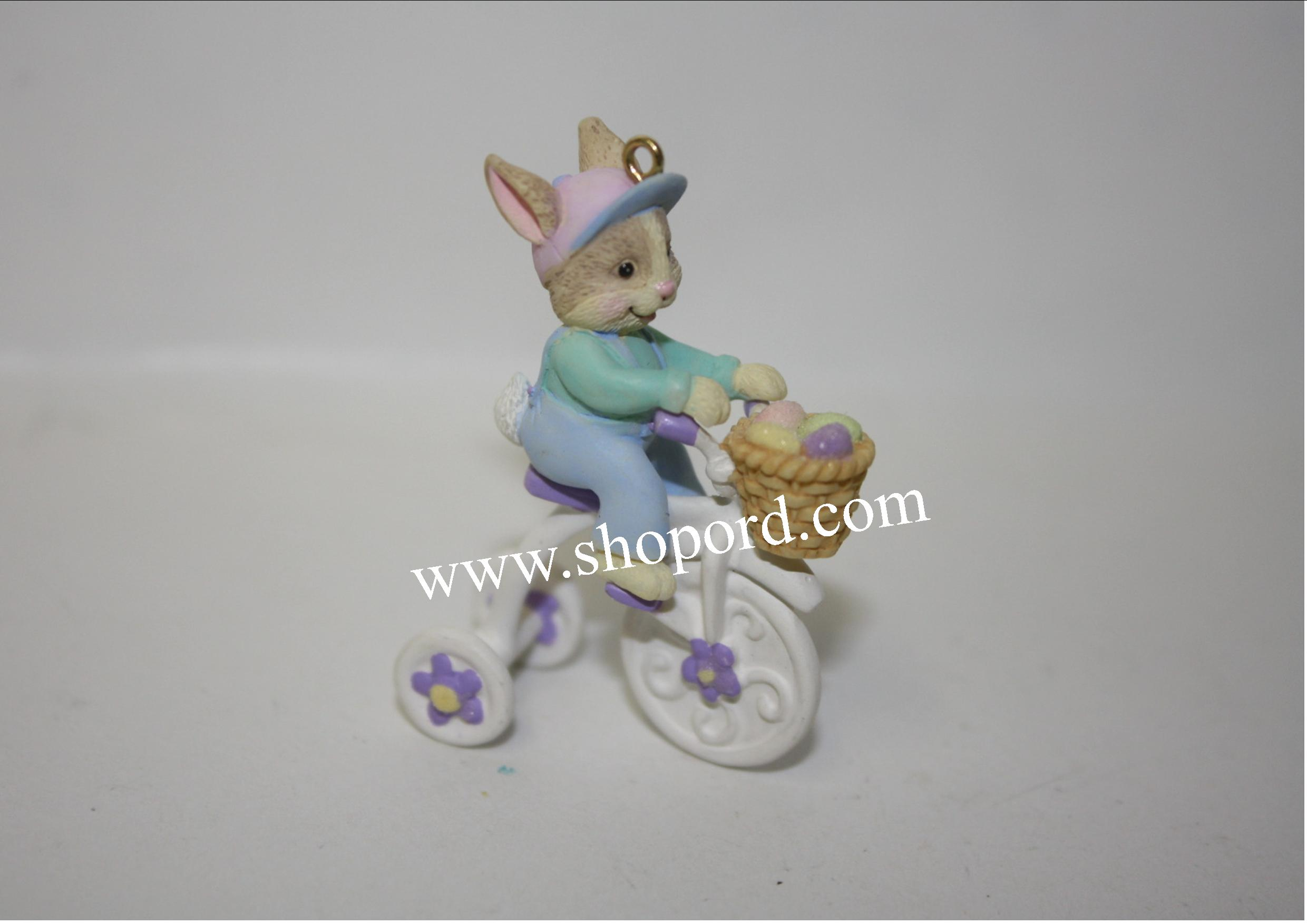 Hallmark 2005 Brand New Wheels Easter Parade Collection Spring Ornament QEO8245