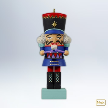 Hallmark 2012 Christmas Wisecracker Ornament Magic QXG4914