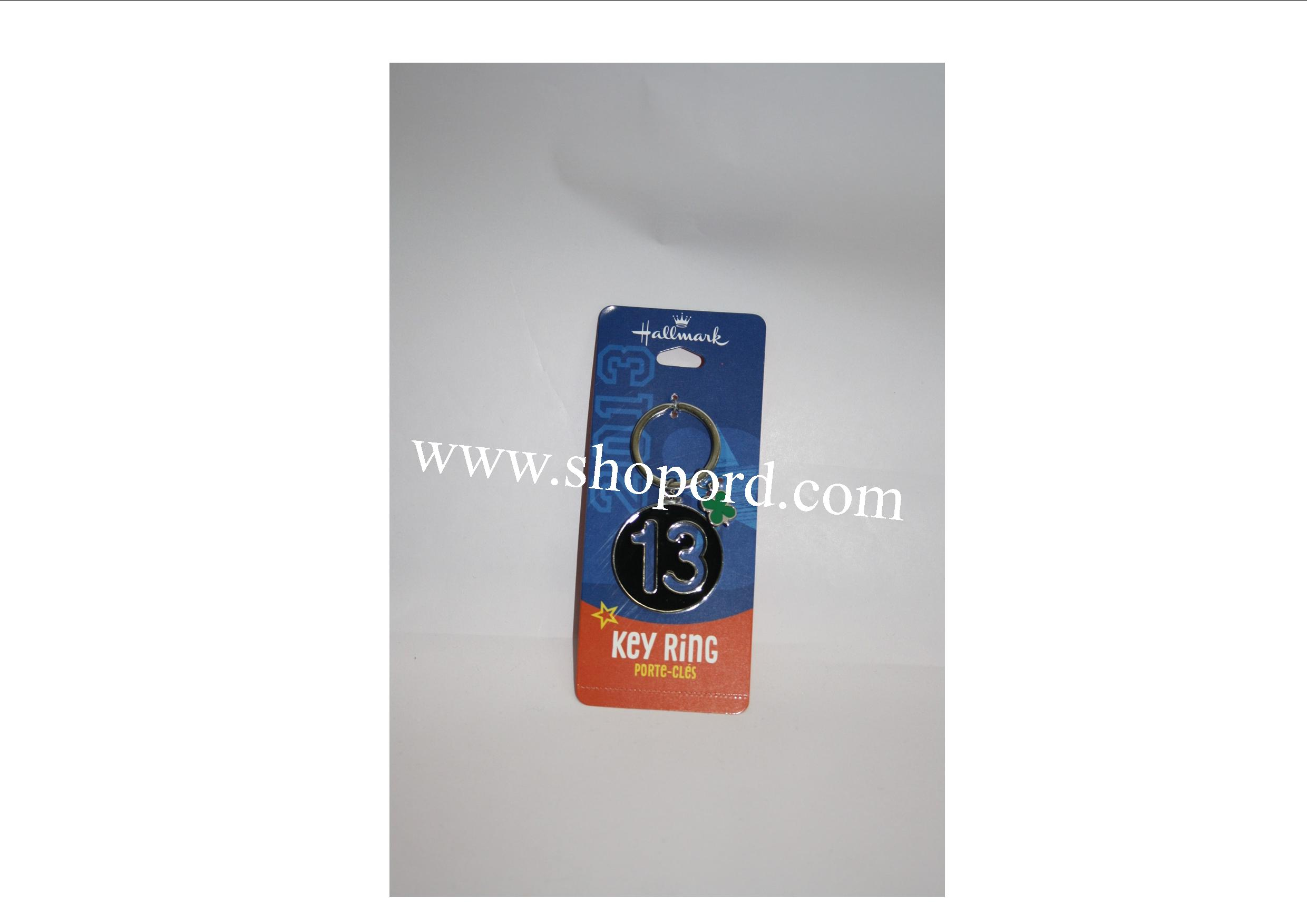Hallmark Class of 2013 Key Ring GGT1314