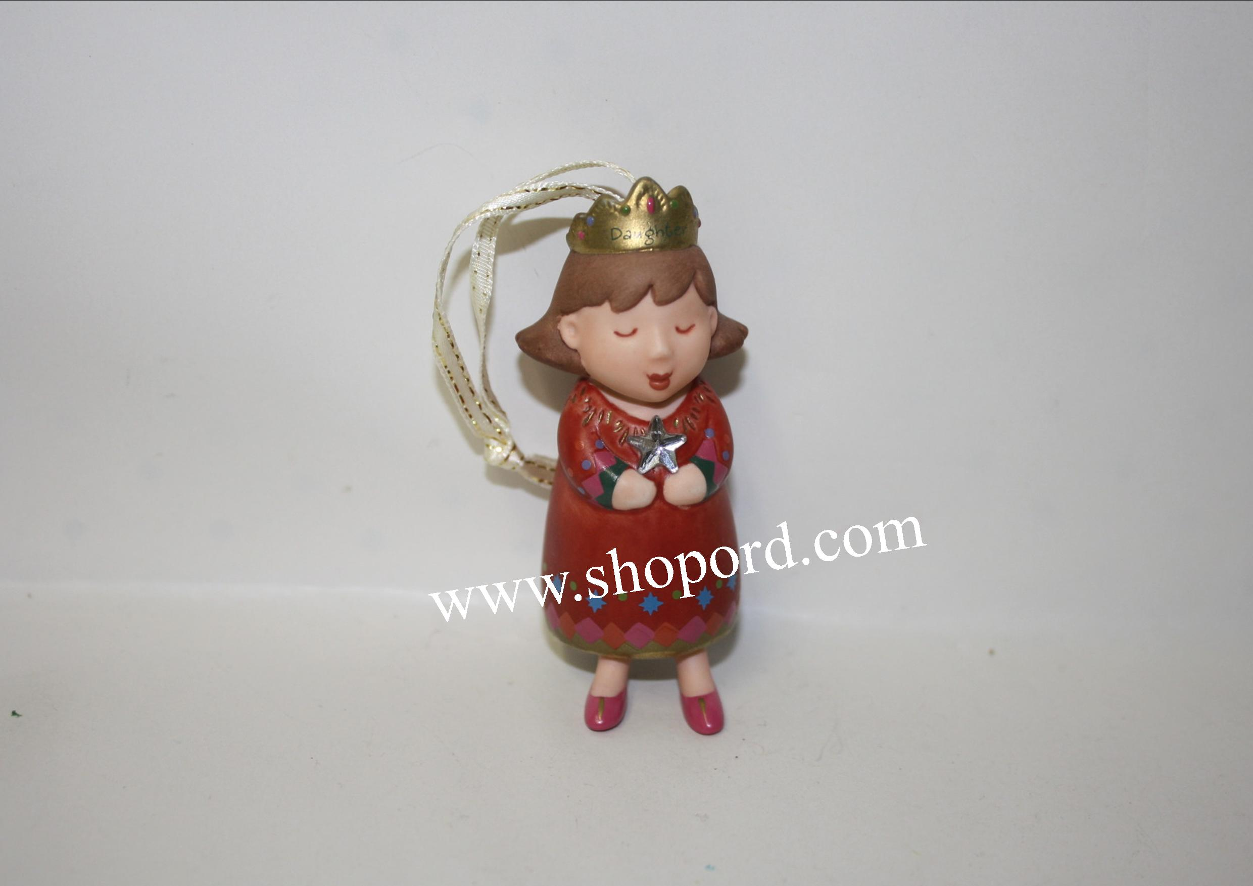 Hallmark 2000 Daughter Ornament QX8081