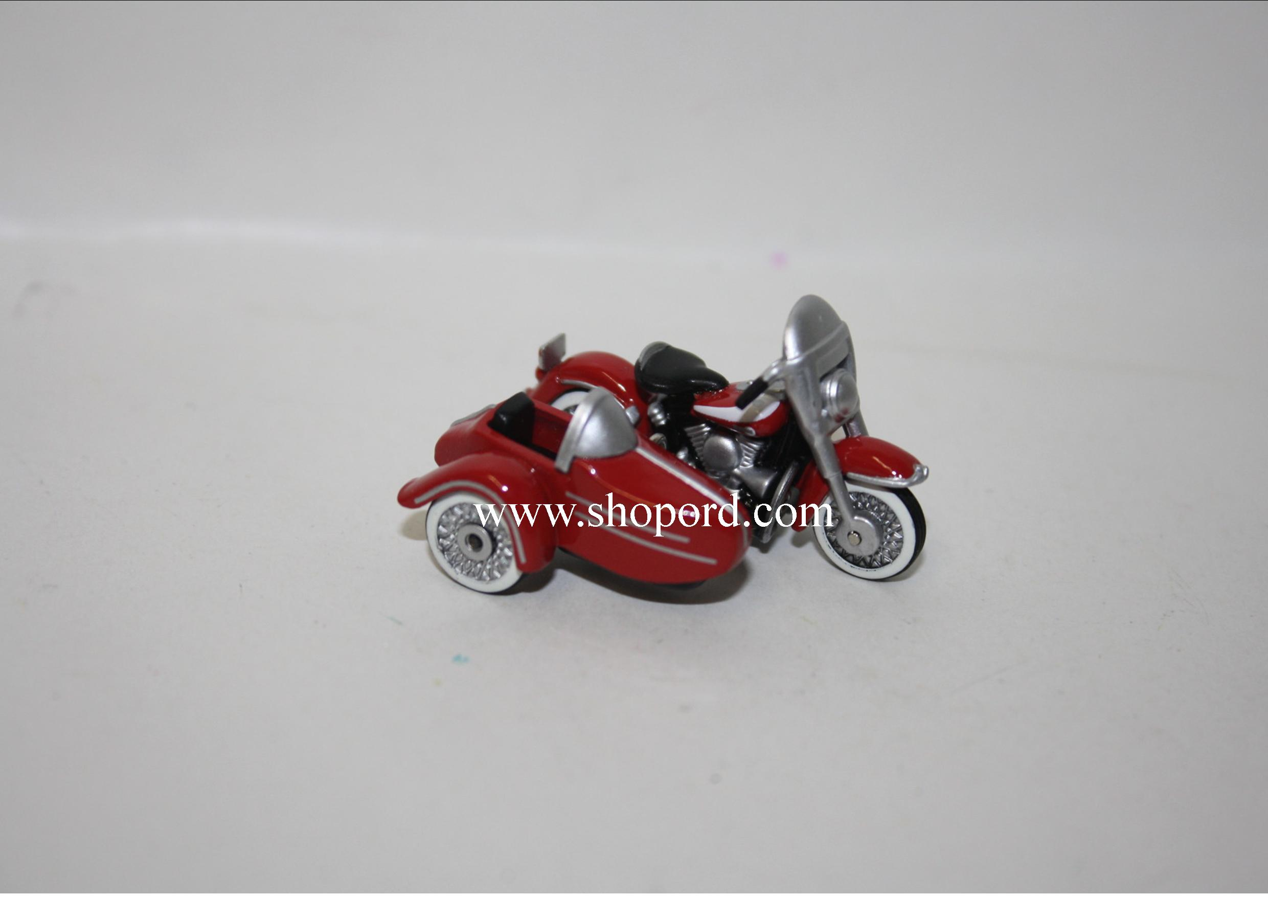Hallmark 2000 Duo Glide 1962 Miniature Ornament  2nd In The Harley Davidson Motorcycles Series QXI6001