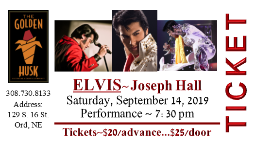Elvis Rock N Remember Tribute Event Tickets