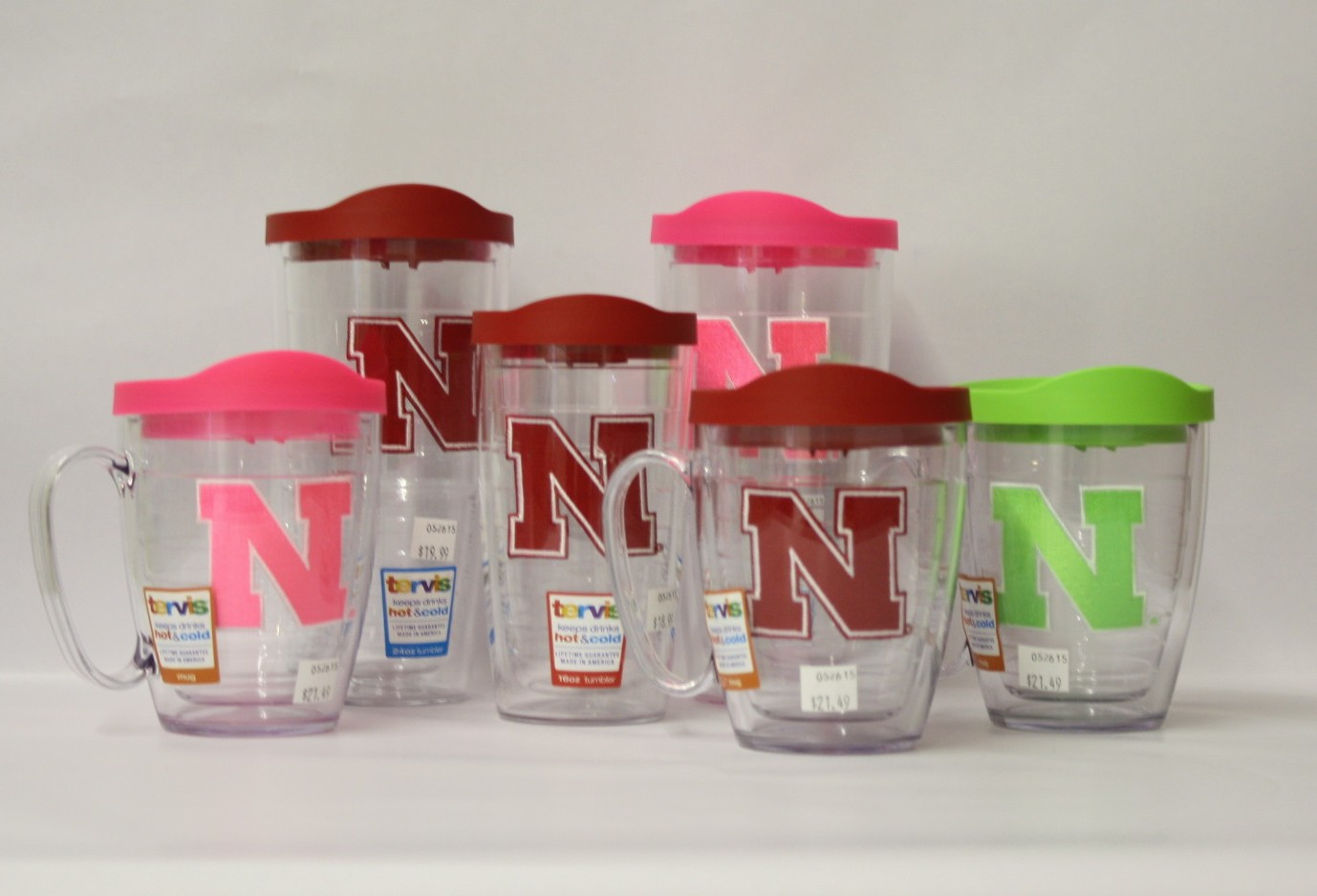 Tervis Embroidered Husker N Cup