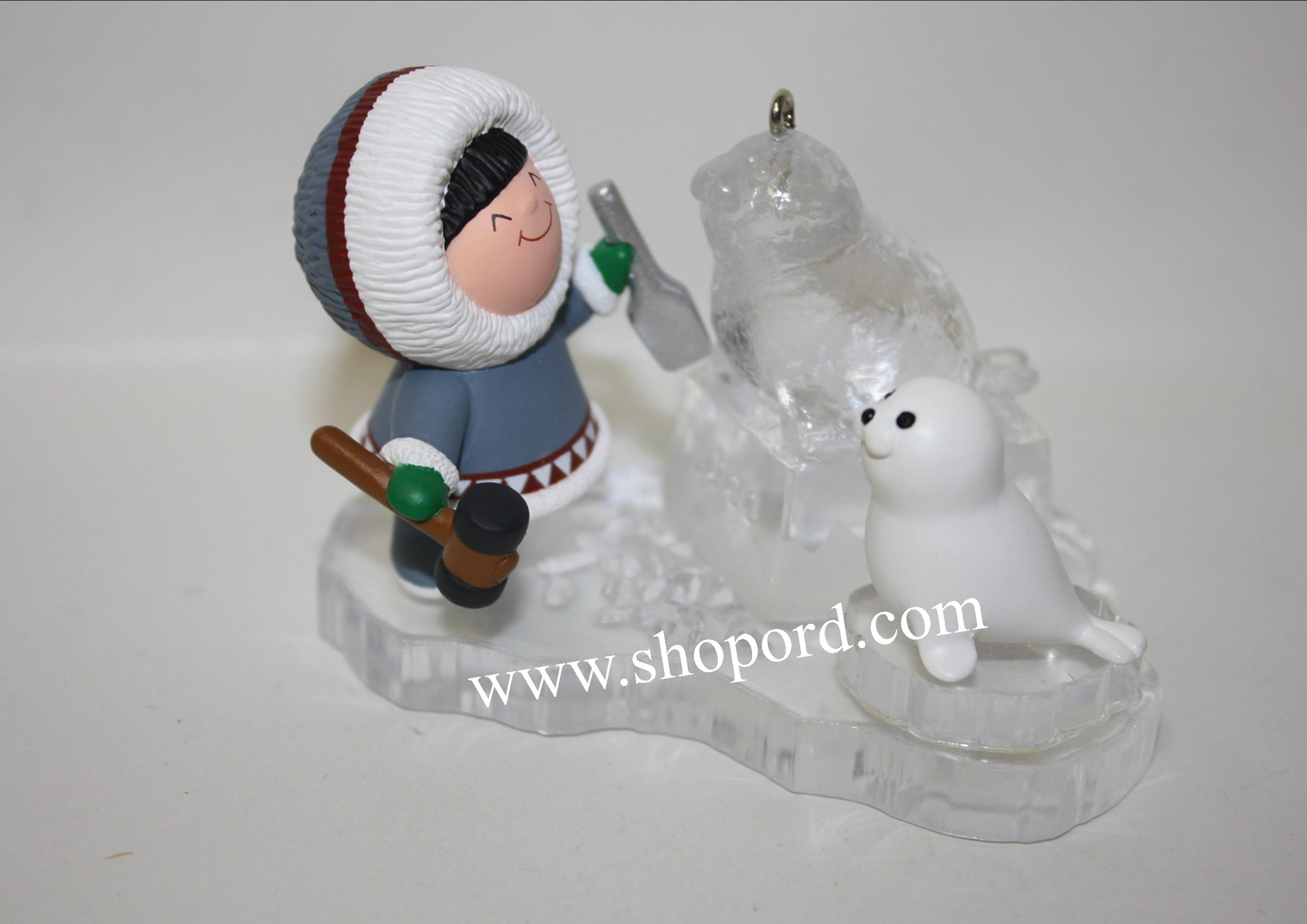 Hallmark 2000 Frosty Friends Ornament 21st In The Series QX6601