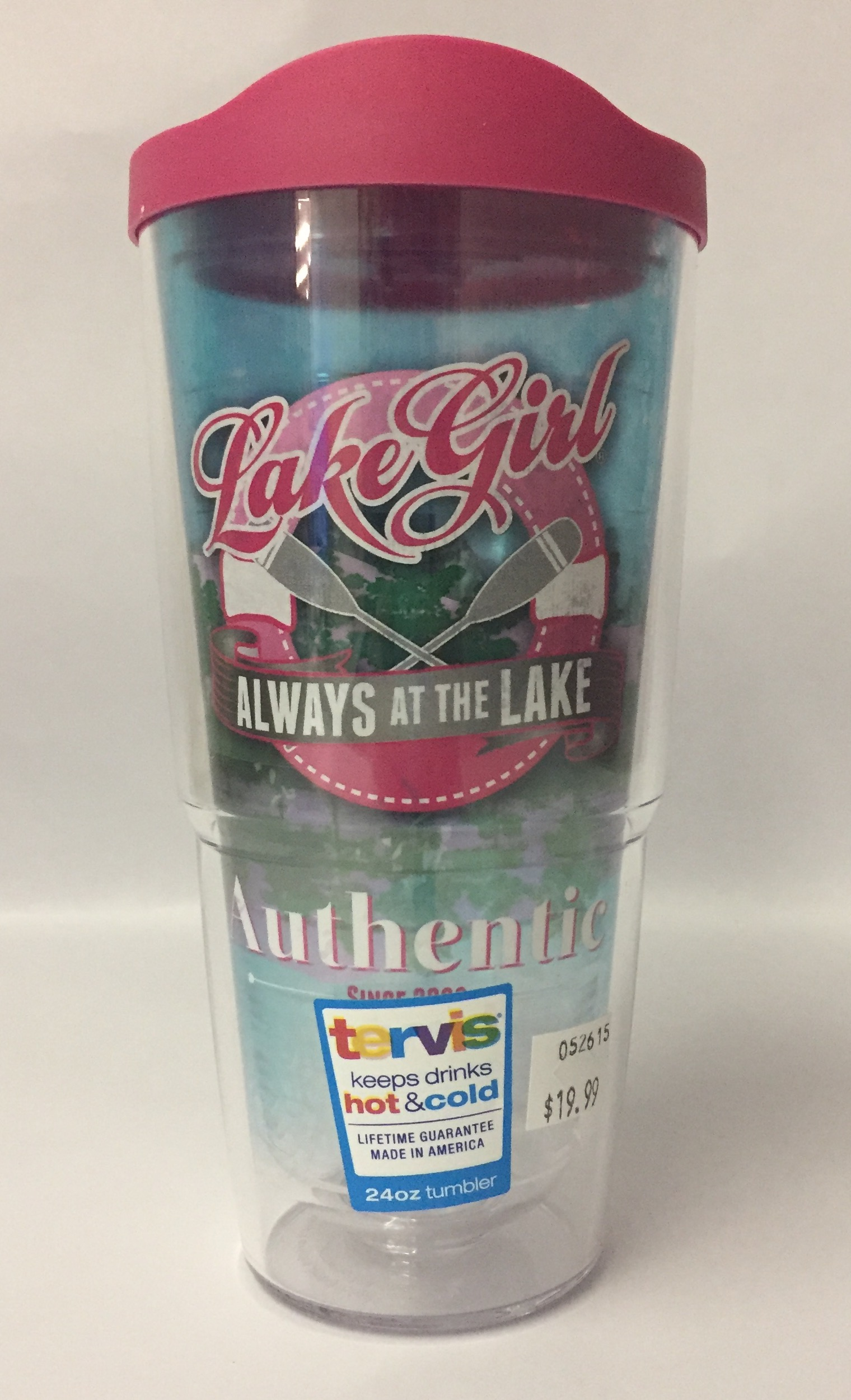 Tervis Lake Girl Tumbler