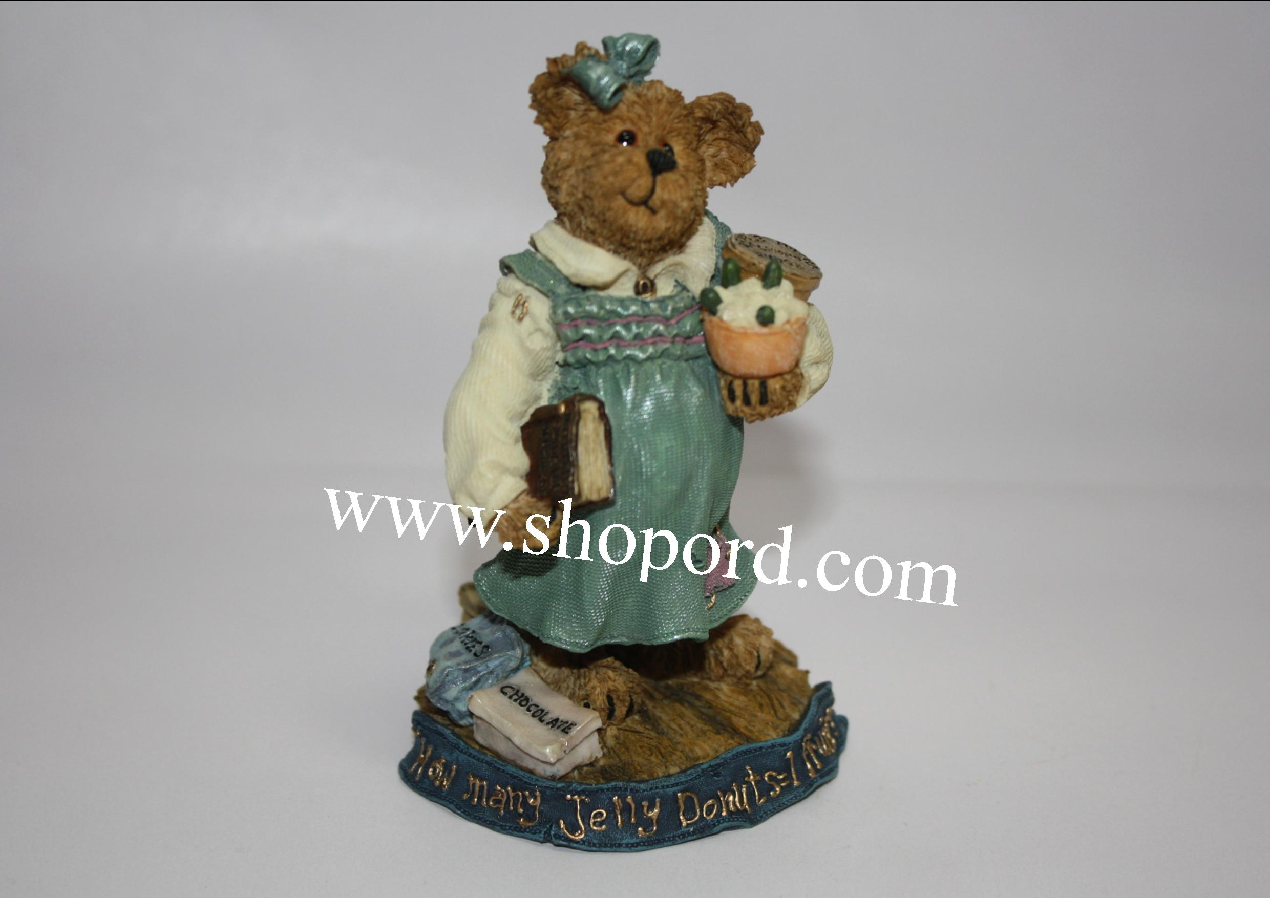 Boyds The Bearstone Collection - Jennifer Newmom (Great Expectations) #228384