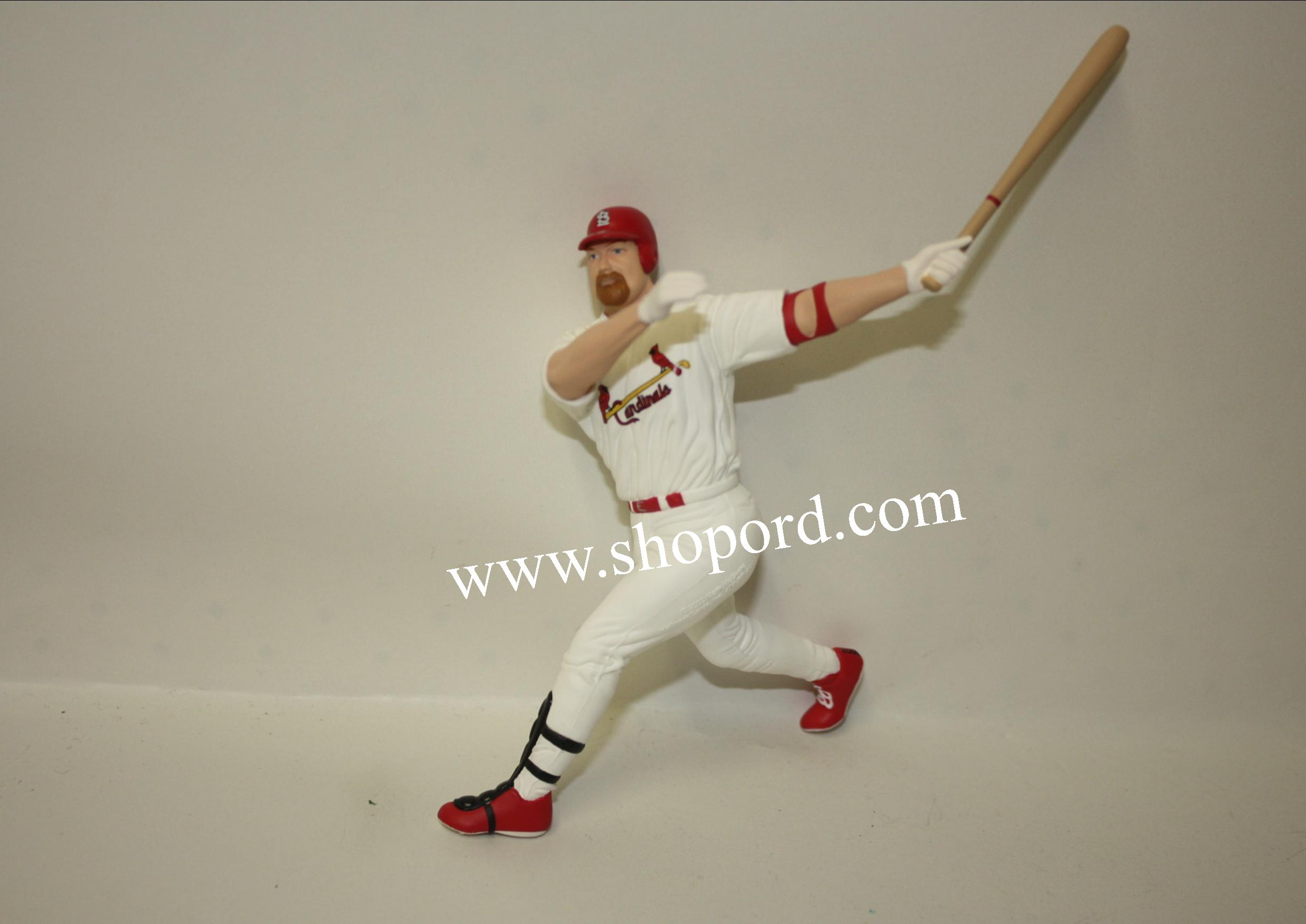 Hallmark 2000 Mark McGwire Ornament 5th At The Ballpark Series QXI5361