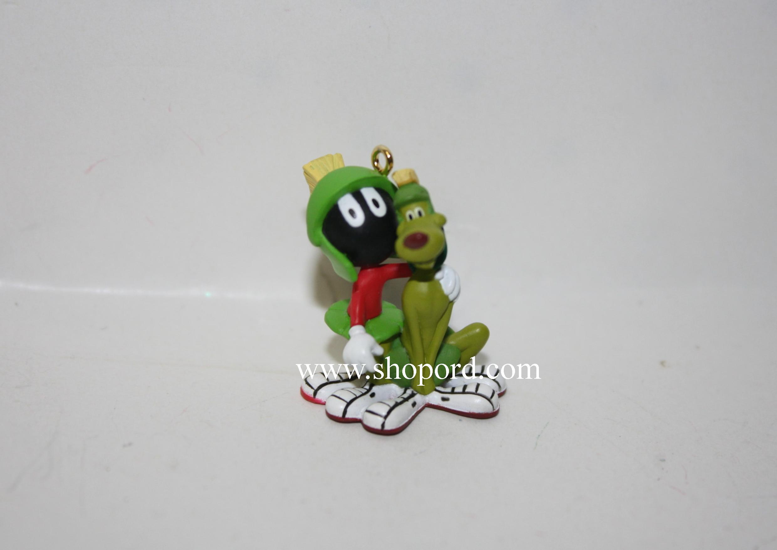 Hallmark 1999 Marvin The Martian Miniature Ornament Looney Tunes QXM4657
