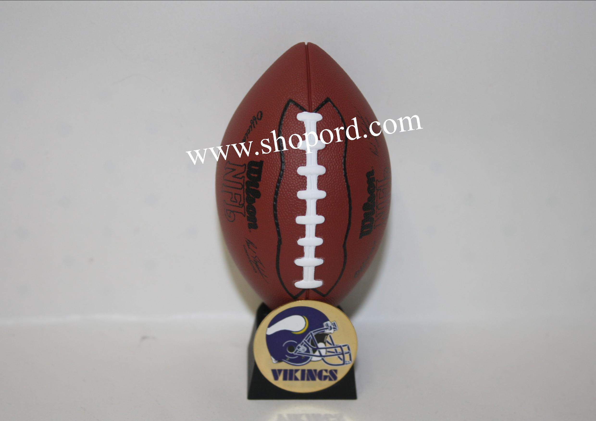 Hallmark 2000 NFL Collection Minnesota Vikings Ornament QSR5164