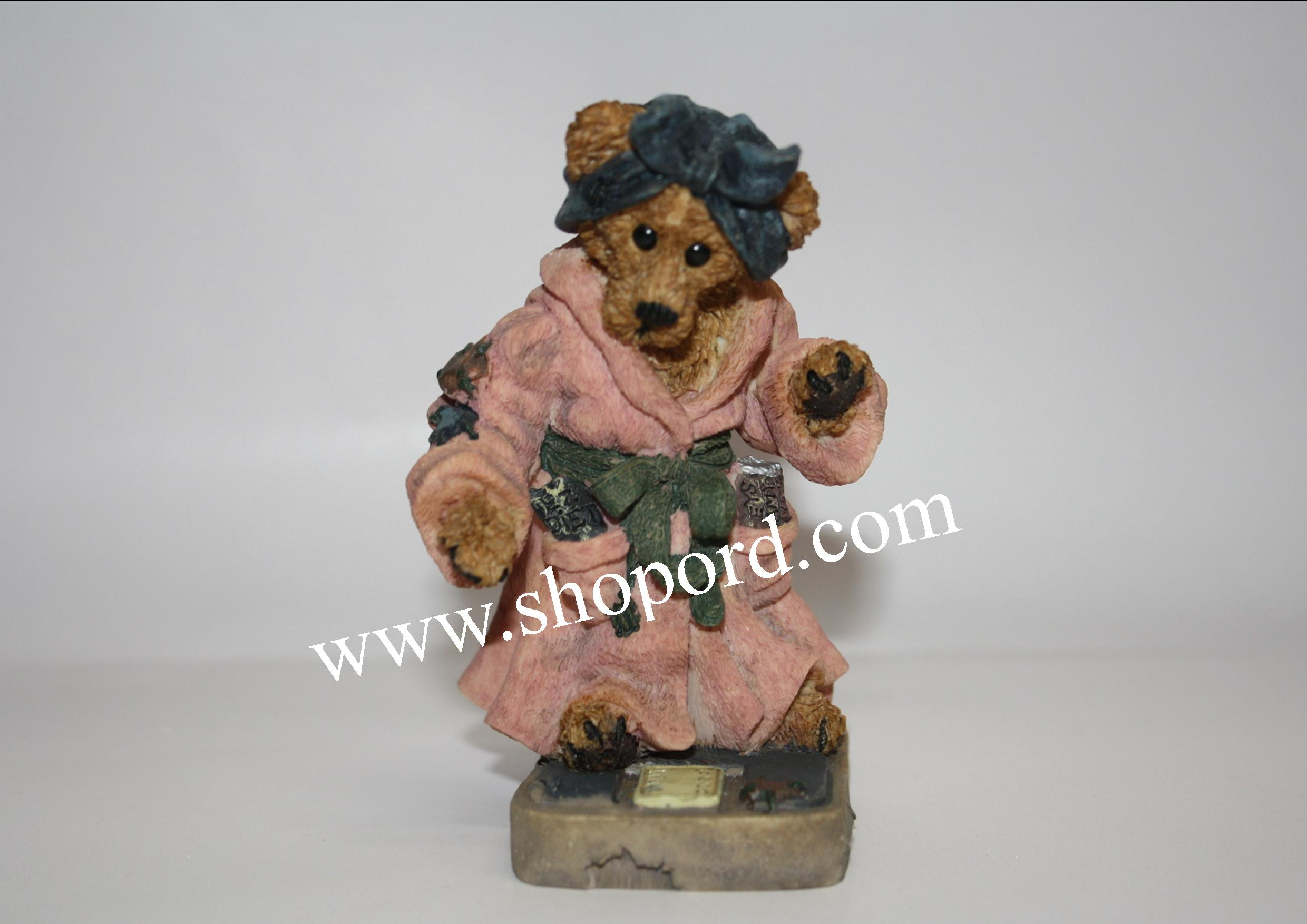 Boyds Bears - Ms. Griz Saturday Night #2284