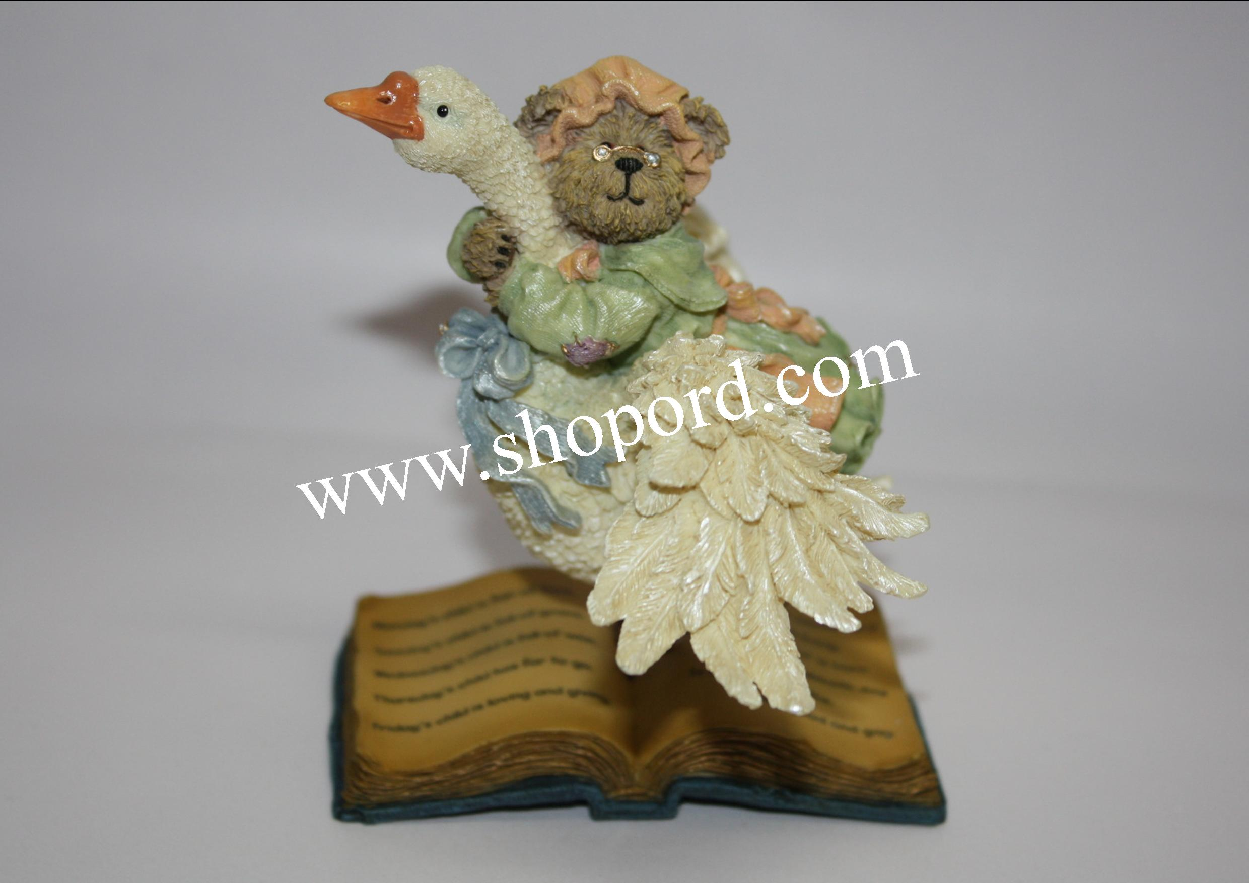 Boyds Bears - Olde Mother Goosebeary (Once Upon A Time) #2457