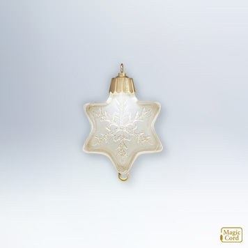 Hallmark 2012 Ornament Spotlight - *Needs Magic Cord QXG4787