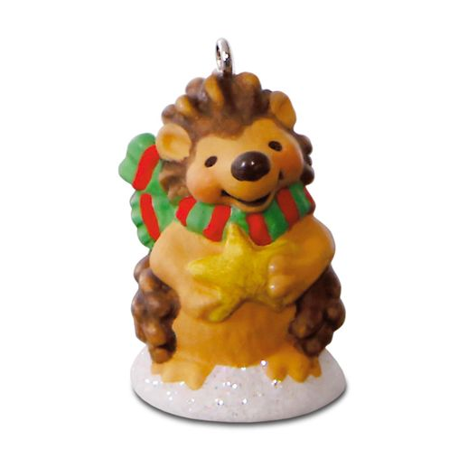 Hallmark 2016 Quill You Be My Snow Buddy Miniature Ornament QXM8541