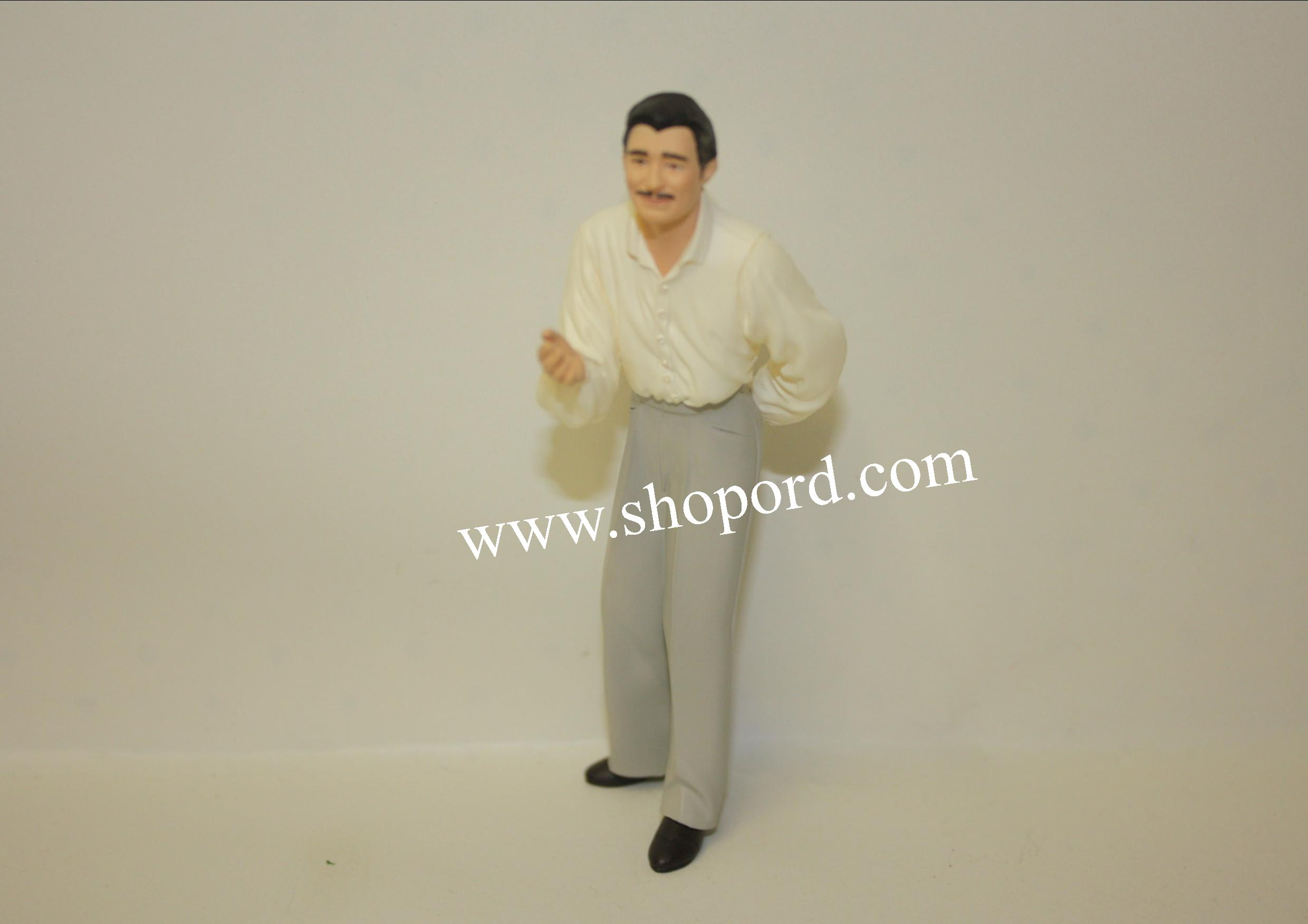 Hallmark 2000 Rhett Butler Ornament Gone With The Wind QX6674