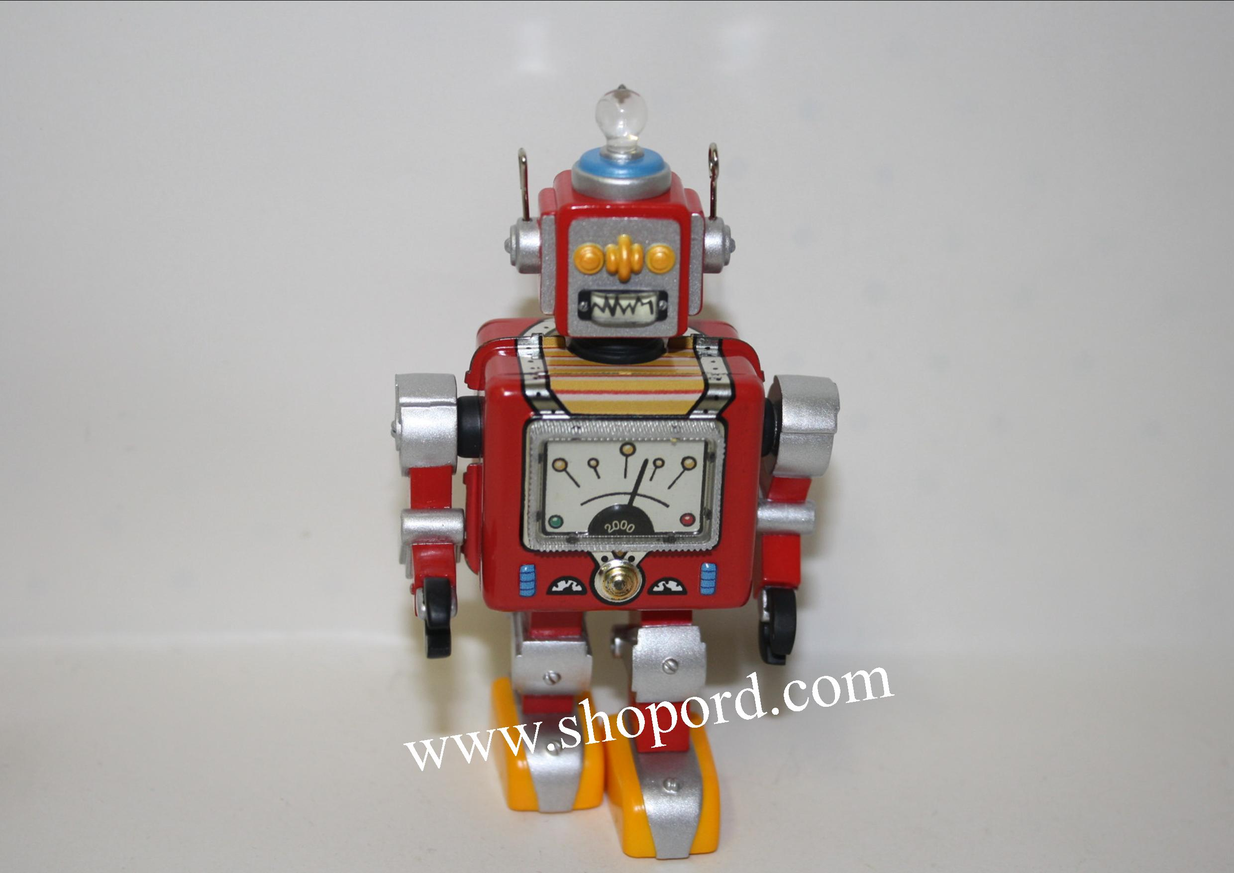 Hallmark 2000 Robot Parade Ornament QX6771 1st In The Series