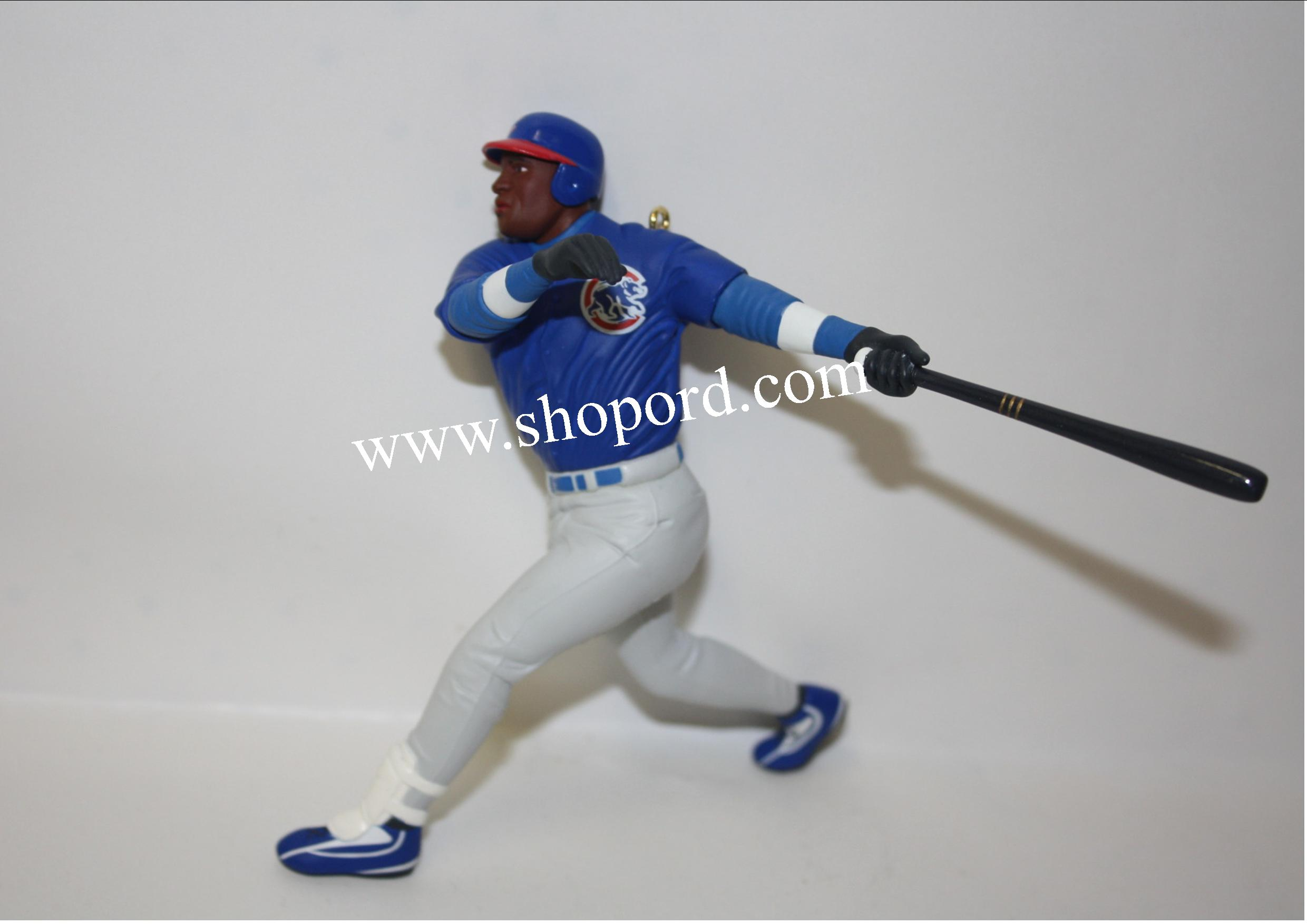 Hallmark 2001 Sammy Sosa 6th At The Ballpark Series QXI6375