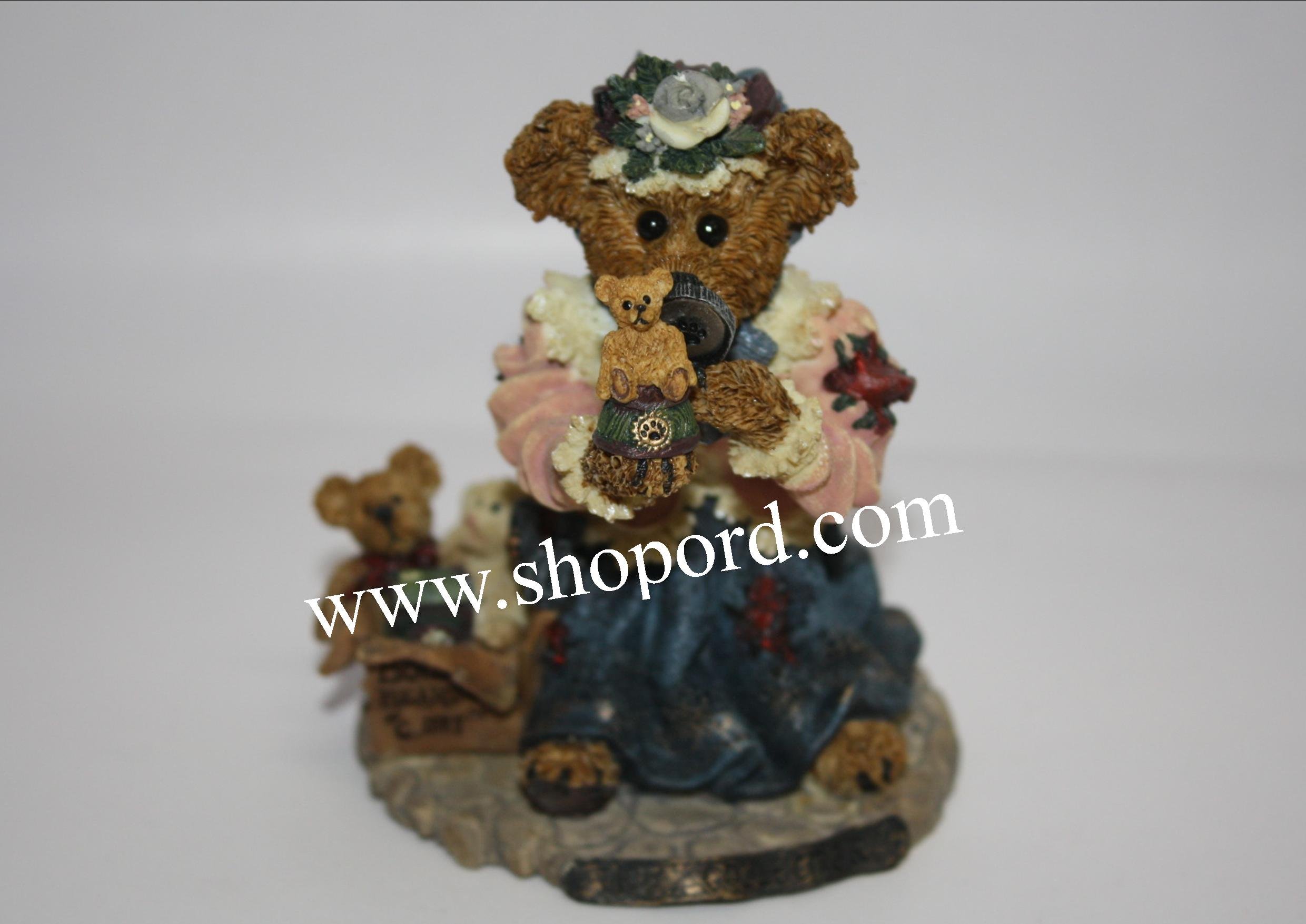 Boyds Bears - The Collector #227707RS