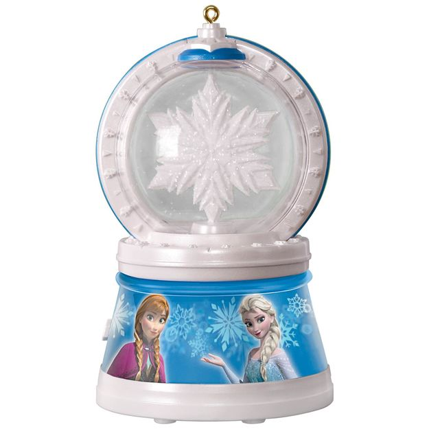 Hallmark 2017 Keepsake Elsa's Magic Snowflake Ornament QXD6255