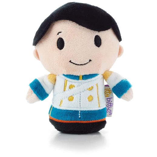 Hallmark itty bittys Wedding Prince Eric Plush Limited Edition KID3353