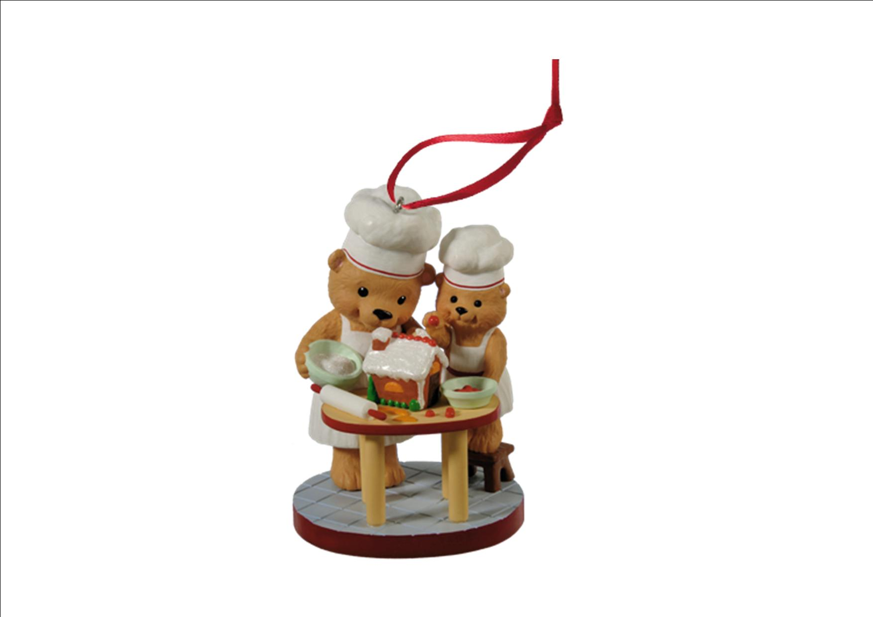 Hallmark 2013 Busy Bakers (KOC) Keepsake Ornament Club QXC5058
