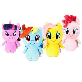 Hallmark itty bitty 2017 My Little Pony Plush