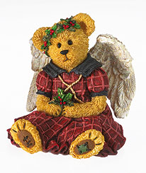 Boyds Bear - Noelle the Angel Bear Yuletide Blessings 4034155