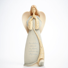 Enesco Foundations Our Father Figurine 4043376