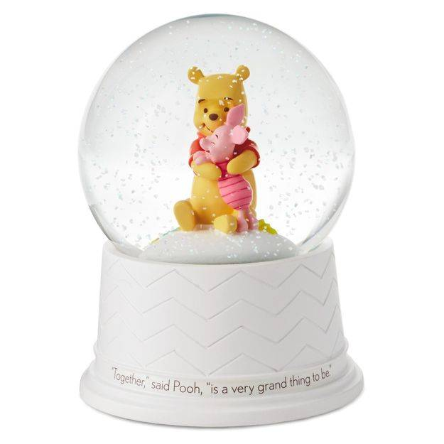 Winnie the Pooh Lullaby Water Globe BBY4592