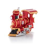Hallmark 2013 Santa Certified Ornament 1st in the series QX9205