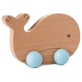 Hallmark Wood Push Toy