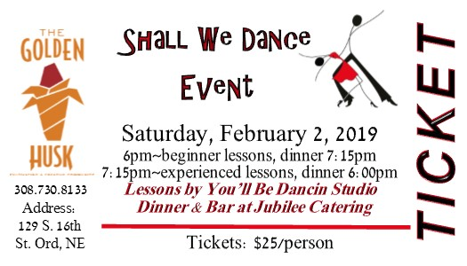 Shall We Dance Event